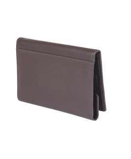 Goat Nappa Gents Full Dress RFID Proof Wallet