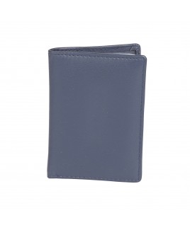 Goat Nappa RFID Proof 10 Leaf Credit Card Case