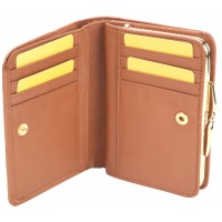 London Leathergoods Korean Nappa12cm Purse Wallet  - 20% Off!