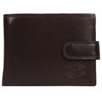 London Leathergoods Cow Nappa Notecase with Credit Card Flap & Zip - COMING SOON!!!