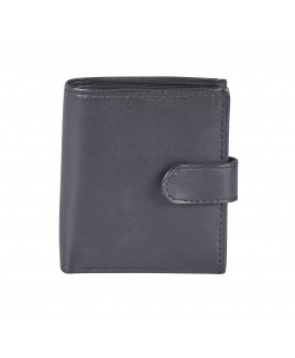 Sheep Nappa RFID Protected Notecase with a Triple Note Section