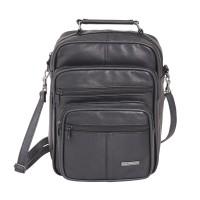 Lorenz Sheep Nappa X-Body Gents/Unisex Bag with Top Handle