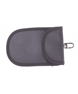 Sheep Nappa Car Fob Signal Blockers - Twin Pack