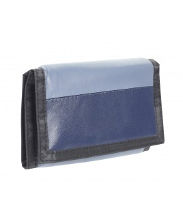 Multi Sheep Nappa Trifold Wallet