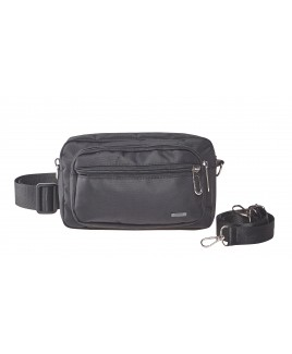 Lorenz Top Zip Combi-Bag - Cross-Body & Bumbag