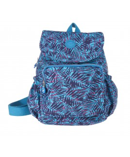 Lorenz Crinkled Nylon Backpack