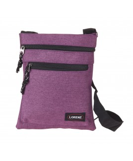 Lorenz Small Two Tone Polyester Bag