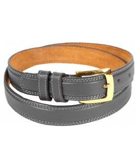 "1"" Milano Leather Grain Belt -PRICE DROP !"