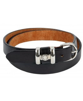 "1"" Milano Smooth Belt with Milano Buckle -PRICE DROP !"