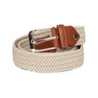 Milano Unisex Stretchy Woven Casual Belt