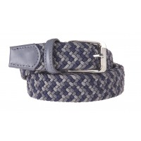 Milano Multi Unisex Stretchy Woven Casual Belt