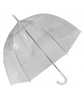 Clear PVC Dome Shape Umbrella