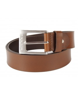"1.5"" Full Leather Belt in Quality Distressed Leather -PRICE DROP !"