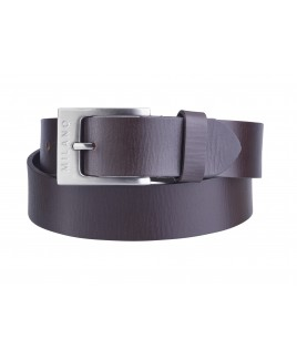 "Milano 1.5"" Long Grain Full Leather Belt"