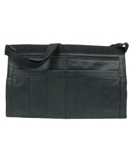 Lorenz Large Cowhide Market Traders Bag