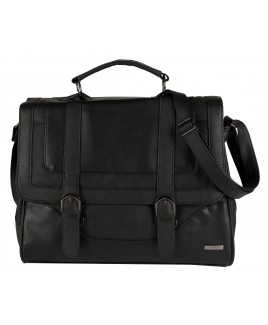 Lorenz Cow Hide Messenger/Student Satchel Style Bag - BIG PRICE DROP !