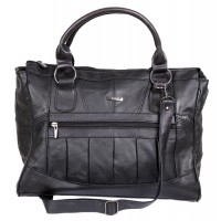 Lorenz Cow Hide Large Tote/Work Bag