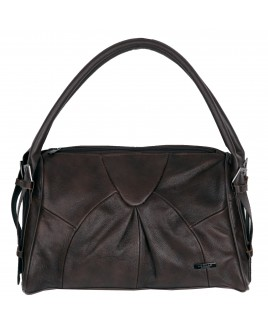 Lorenz Cow Hide Double Strap Shoulder Bag - MASSIVE PRICE DROP!!!