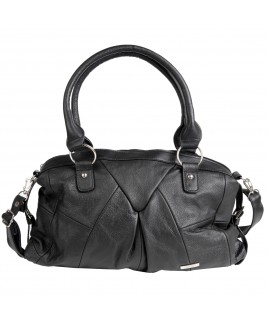 Lorenz Cow Hide Top Zip Handbag with Detachable Strap - FURTHER MASSIVE REDUCTIONS !
