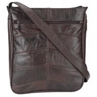 Lorenz Unisex Expandable Cross-Body Bag