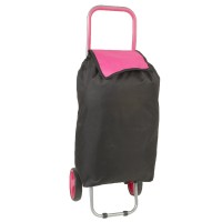Economy Shopping Trolley with Matching Handle & Wheels