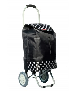 Lorenz 2 Wheel Trolley with Back Zip
