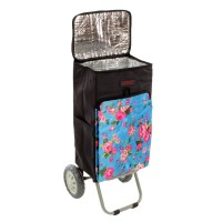 Lorenz Cooler Bag Shopping Trolley