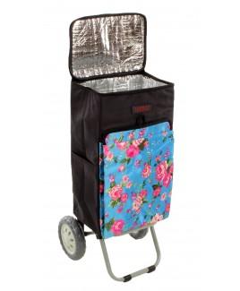 Lorenz Cooler Bag Shopping Trolley