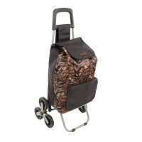 Lorenz 6 Wheel Stair Climber Shopping Trolley