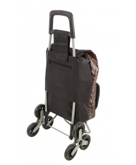 Lorenz 6 Wheel Stair Climber Shopping Trolley - New Lower Price !