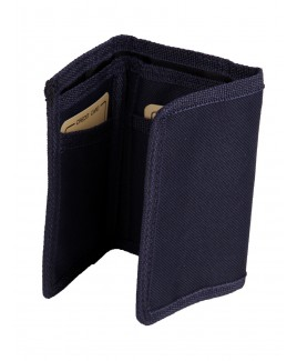 Economy Trifold Wallet with a Velcro Type Fasten
