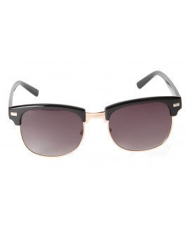 Clubmaster Style. Plastic Top Frame & Temple/Earpeice. - SALE PRCE !