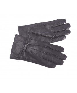 Ladies Sheep Nappa Glove with Bow Detail on Cuff