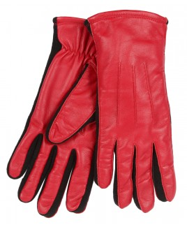 Ladies Sheep Nappa Glove with Elasticated Trim- NEW LOW PRICE !