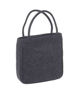 Flannel Evening Bag with Twin Handles - FURTHER REDUCTIONS!!