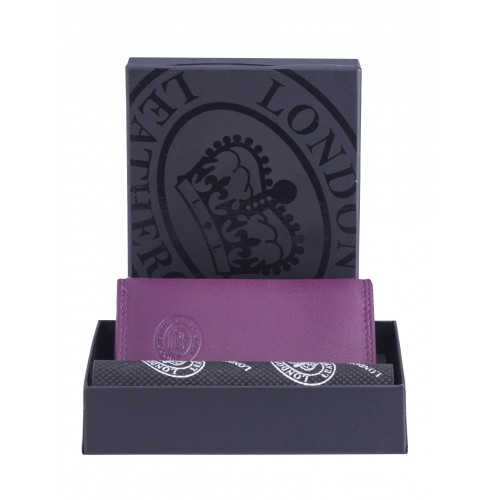 Black London Leathergoods Accessory Gift Box