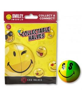 BRAND NEW SMILEY-Halves Full POS Box/CDU (20 Blind Bags)
