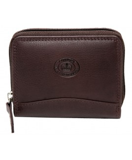 London Leathergoods Cow Nappa Credit Card Case-New Low Price!