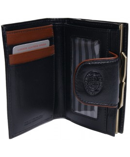 London Leathergoods 12cm Purse Wallet - FURTHER REDUCTIONS !!!!
