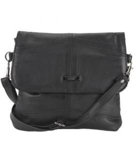 Lorenz Sheep Nappa Flapover X-Body Bag- New Low Price!!