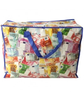 Printed Laundry/Shopping Bag - Medium