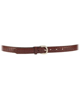 "1"" Snake Grain Milano Belt -PRICE DROP !"