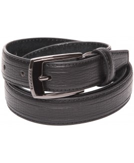 "1"" Lizard Grain Milano Belt"