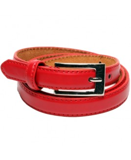 "0.75"" Smooth Finish Ladies Belt"