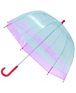 Children's Clear Dome Umbrella - FURTHER REDUCTIONS !!!!