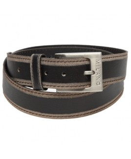 1.5 inch Full Leather Belt with Skived Edge- NEW LOWER PRICE !
