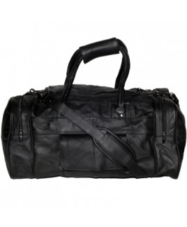 Lorenz Large Cow Hide Holdall/Travel Bag