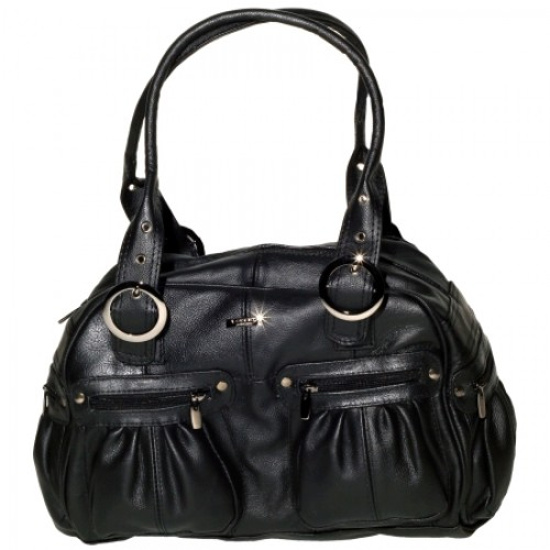 Lorenz Cow Hide Large Handbag