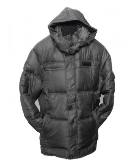 Lorenz Lightweight Padded Coat with Hood - NEW BARGAIN PRICE!!