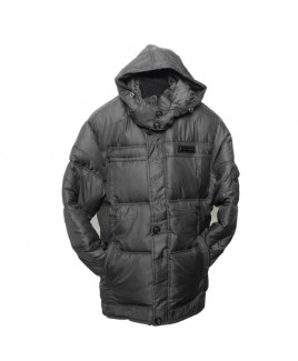 Lorenz Lightweight Padded Coat with Hood-NEW LOW PRICE!